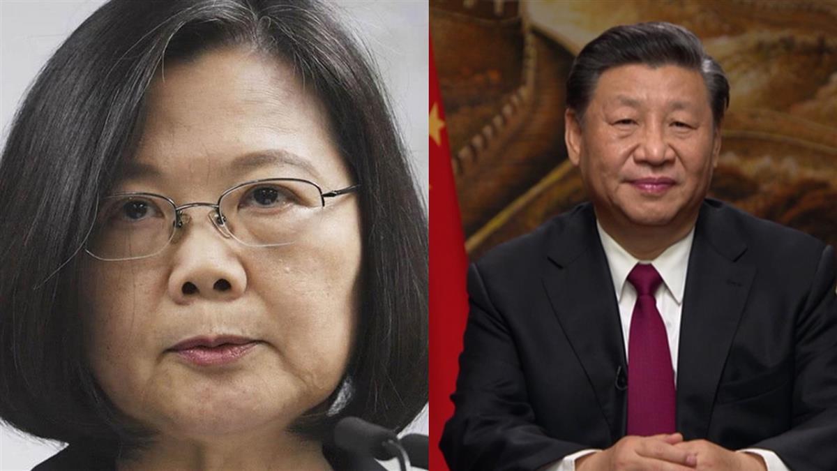 蔡英文硬起來!港版國安法進逼台灣 擬做出大反擊
