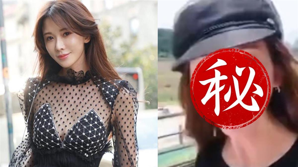 變了?林志玲婚後1年模樣曝光 14秒影片流出