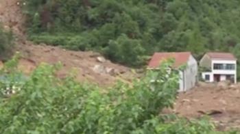 三峽大壩下游毀了!特大豪雨衝擊 一夜走山9人遭活埋