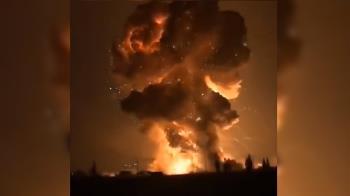 四川鞭炮廠爆炸「蕈狀雲」衝天 女童急喊:媽媽快跑