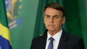 總統確診 巴西政府:接觸人員不須隔離檢疫