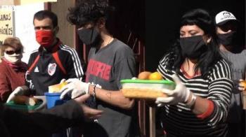 疫情之下迅速發展的阿根廷「愛心食堂」