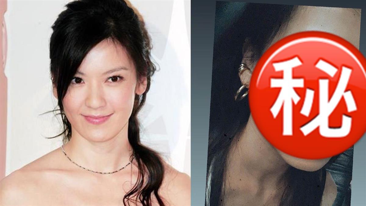差超多?44歲林熙蕾素顏照曝 網嚇壞:太離譜