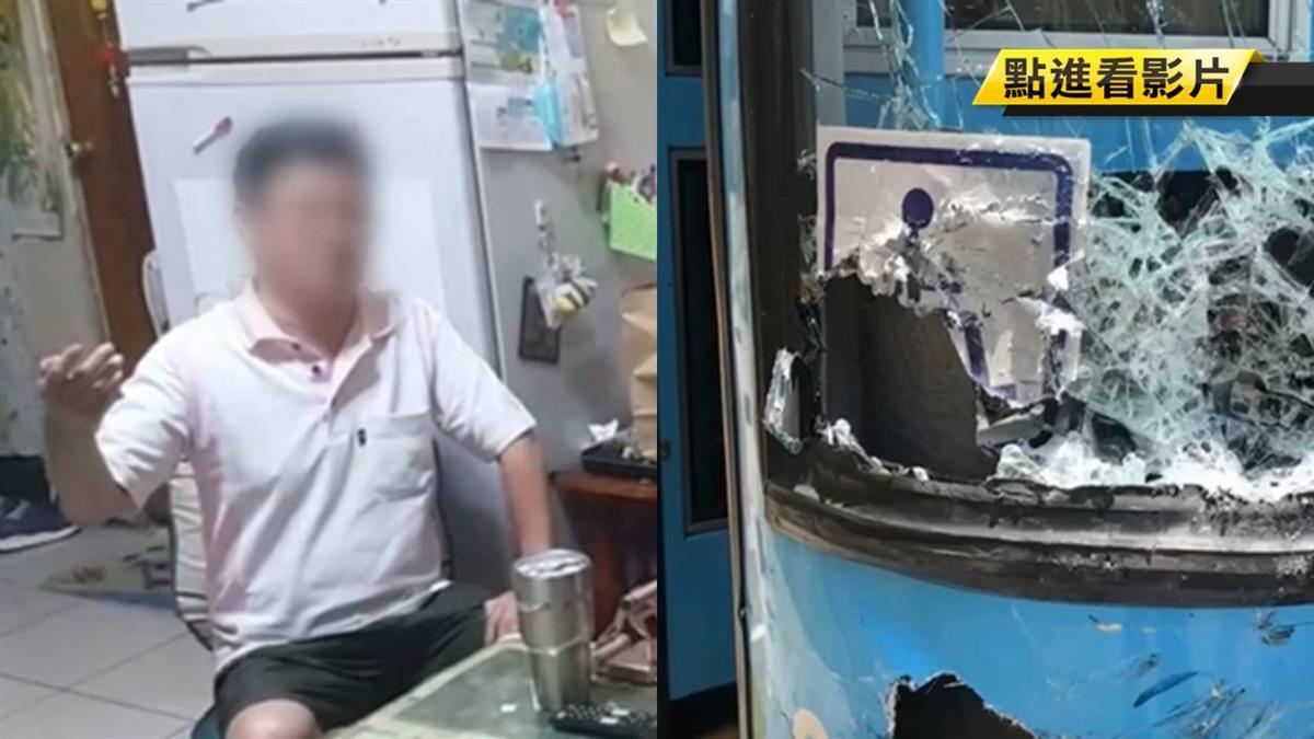 罹癌公車司機恍神撞車 公車處:考慮將他轉內勤