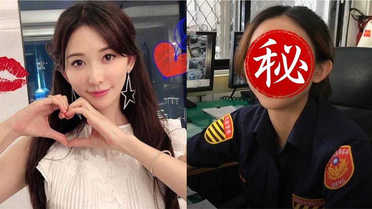 168警花被封北宜林志玲 車友爭相求合照