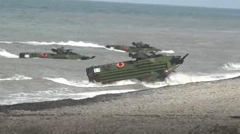 因翻艇造成2死1重傷 聯興操演取消突擊艇項目