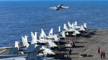 中美南海秀實力 「美國軍機靠近廣東偵察」