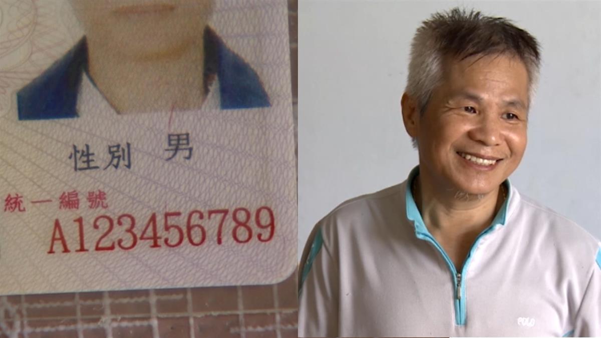 身分證號A123456789! 他信用破產...曾1天收5張傳票