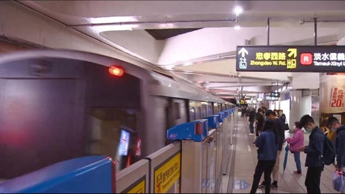 他問捷運「這站」為何人潮爆多? 網曝真相:台北華爾街!
