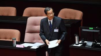 立法院同意 黃榮村、周弘憲任考試正副院長