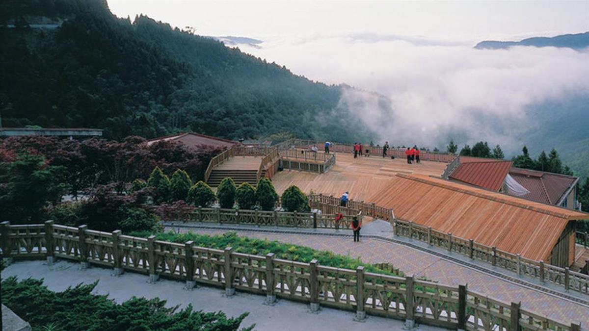 全台12處國家森林遊樂園  15日起每人可免費入園一次