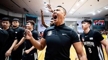 新職籃主場曝光!陳建州:新竹朋友準備好了嗎