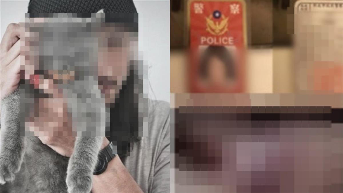 6女戰7男爆紅!攝影師PO女警無碼照 下場慘