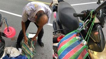 抓到了!台南芒果爺爺遭砸頭…全身都水果渣 警火速逮嫌犯