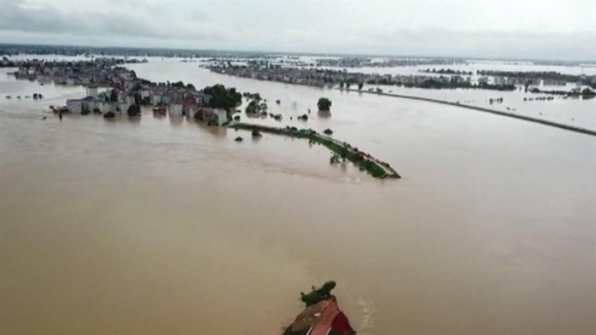大陸27省洪水 多地洪峰超過1998年長江水災