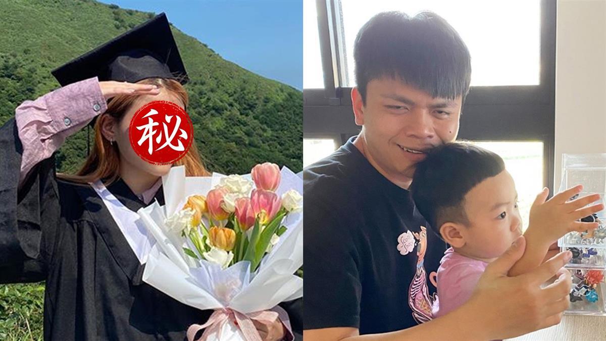 蔡阿嘎22歲超正堂妹畢業了!首份工作竟是「陪睡覺」
