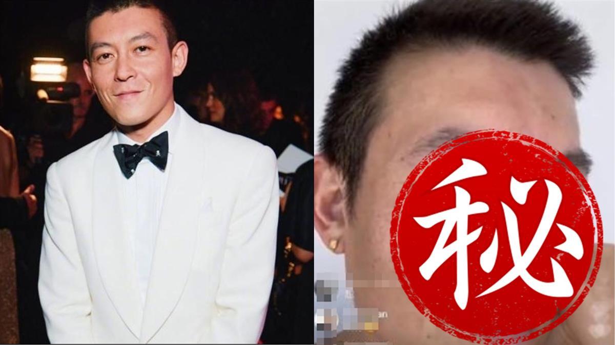 陳冠希39歲素顏照瘋傳!網驚喊崩壞:變大叔