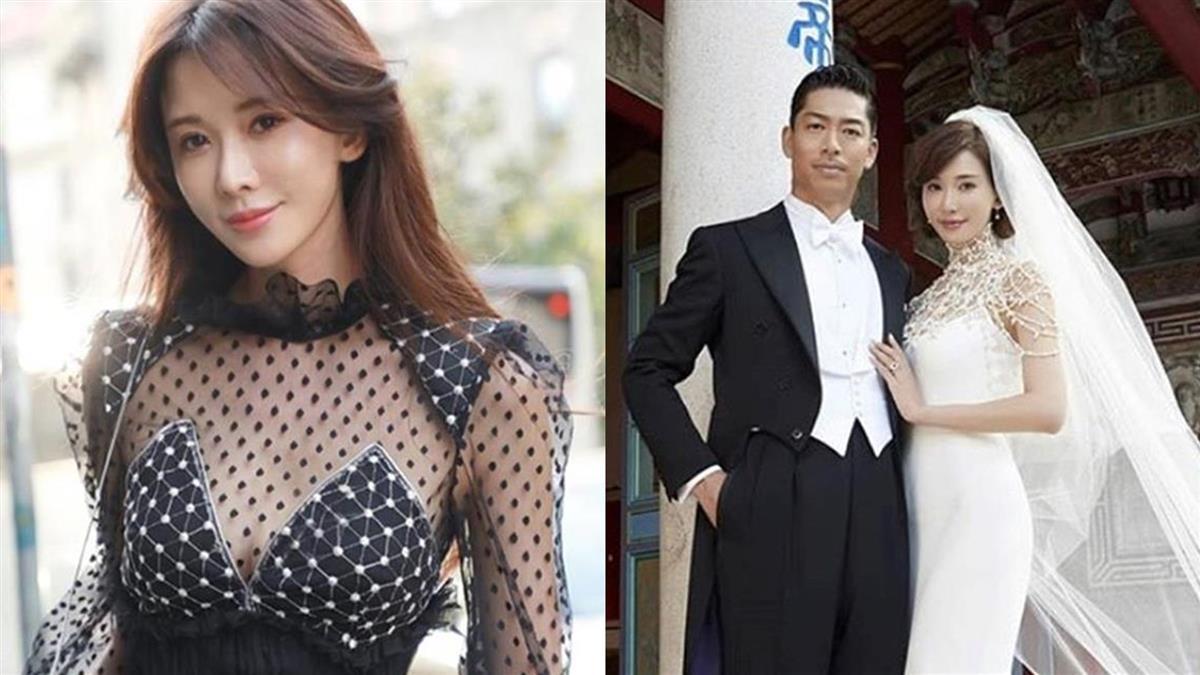 林志玲懷孕喜訊爆不停 她揭「今年當媽」內情