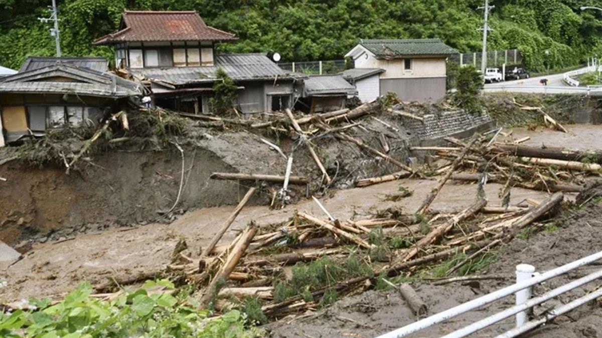 破69死!日本今年為何有致災豪雨?氣象廳找到原因了