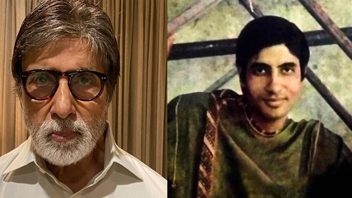 寶萊塢巨星阿米塔巴昌一家三代染疫 8歲孫女確診