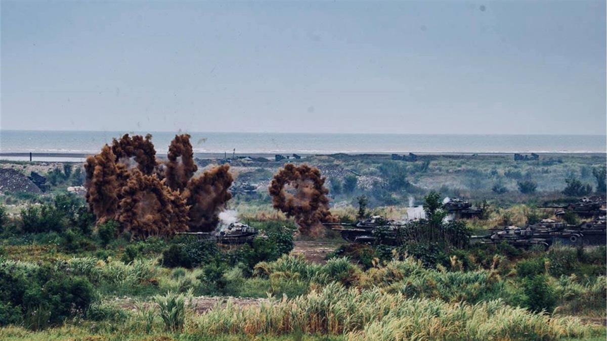 漢光36號實彈演習今日登場 4大亮點曝光