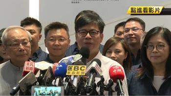 反擊柯P懲罰說 陳其邁:只有高雄隊沒有邁團隊