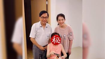 吳淑珍慶生切蛋糕 陳幸妤甜笑入鏡…近照曝