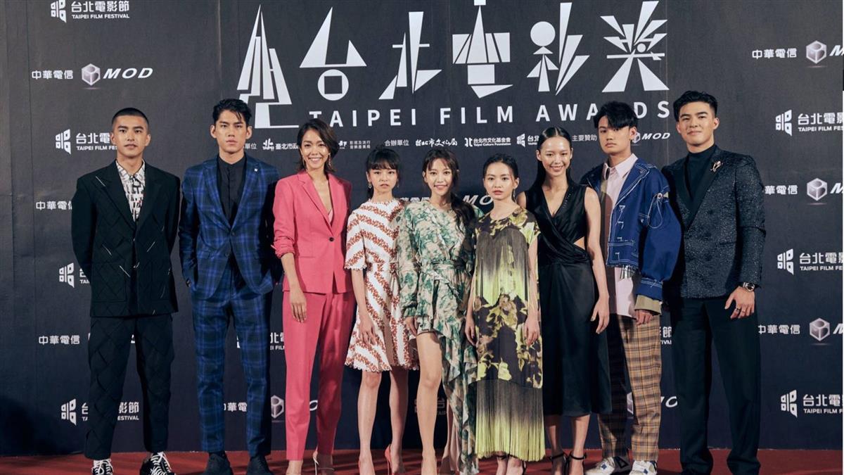 台北電影節3美:林志玲粉嫩飄逸、張鈞甯帥氣性感、林依晨女王氣勢