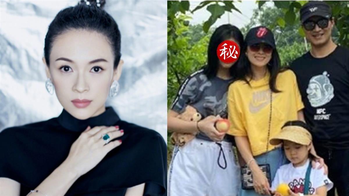 章子怡繼女14歲了!超正真面目曝 網暴動戀愛了