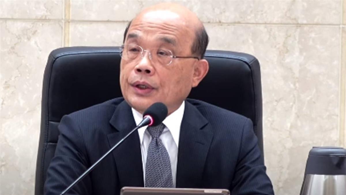 蘇揆不爽槍擊案頻傳!高雄、台南市警局長立馬被拔官