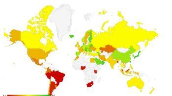 全球治安排名出爐!台灣高居世界第2 犯罪率前3低