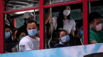 肺炎疫情:香港本地病例爆發兇猛 特區政府首下令公交乘客戴口罩 「限聚令」重新收緊