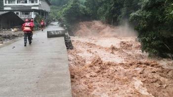 強降雨又來襲!三峽大壩爆潰堤危機 水利官員警告了