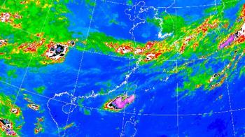 大雨來襲!熱帶性低壓接近 氣象局曝降雨3熱區