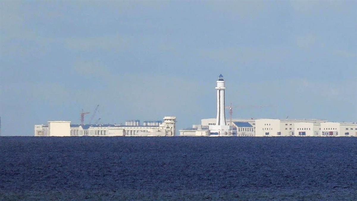 美國首次否認中國在南海「九段線」主張,指責中國行動「非法」
