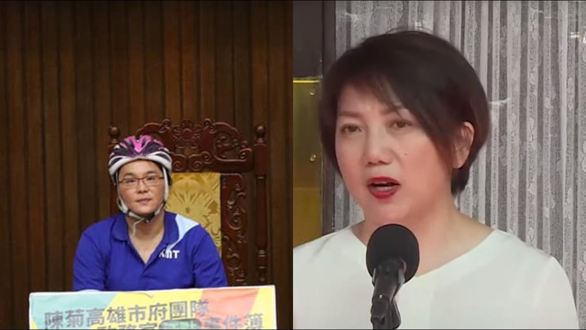 范雲控陳雪生性騷 陳玉珍反酸:上戰場X北X母 進廚房不要怕熱!
