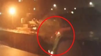台中計程車90度衝入海 4死1生還關鍵曝光