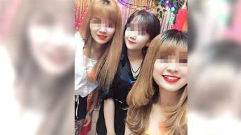 越南3姊妹超夯!陪酒賣毒成鏘妹 一舉動嚇壞警察