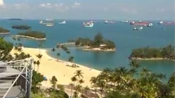 疫情衝擊!新加坡聖淘沙名勝世界裁員