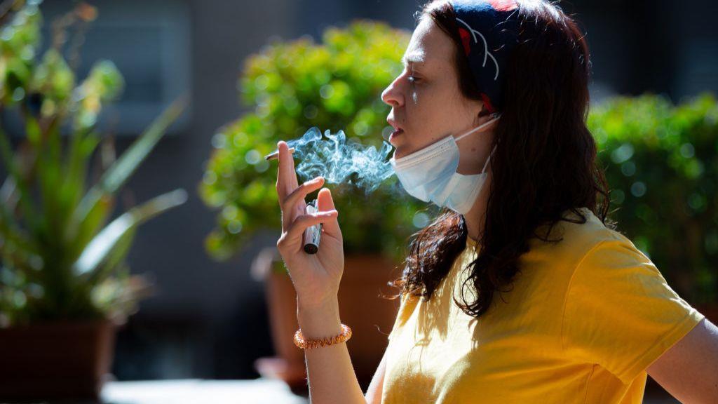 肺炎疫情:新冠病毒疾病助推戒菸人數創新高