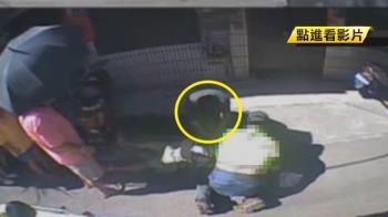 國中弟跪滾燙柏油 CPR救活路倒婦…揭背後心酸故事