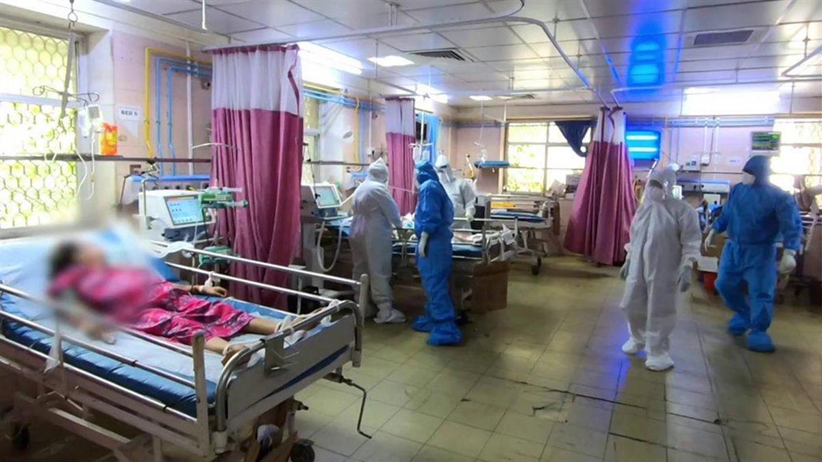 印度孟買醫院ICU裏醫護人員的心聲