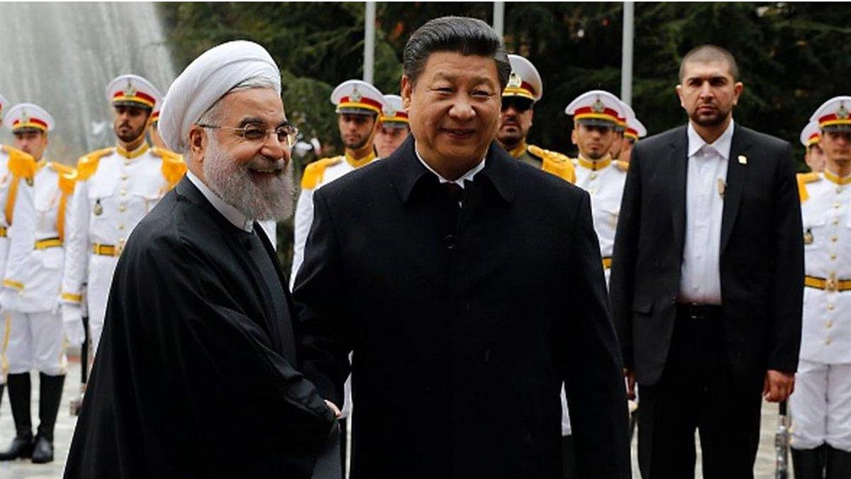 中國和伊朗擬簽25年全面合作協議為何引發外界震動
