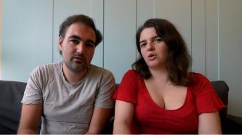 比利時情侶環遊世界受阻!滯台4個月 收入來源曝