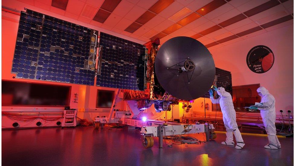 阿聯酋火星探索:阿拉伯世界的第一次有何看點