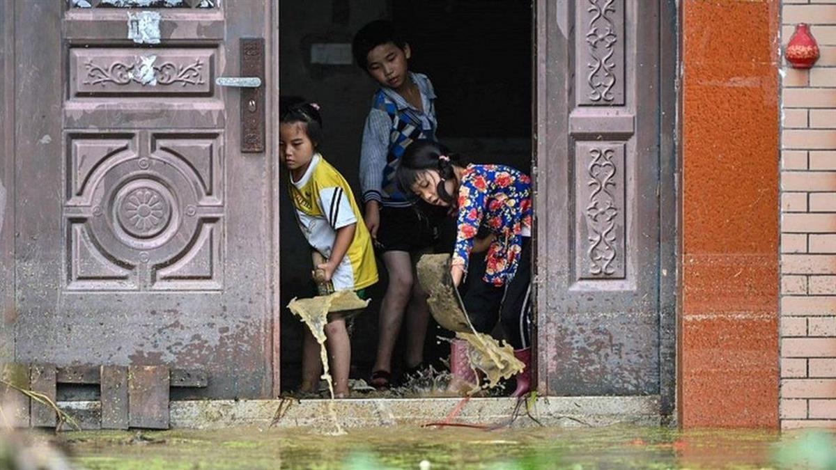 圖說中國洪災:鄱陽湖面積創10年最大,長江多地仍超警戒水位
