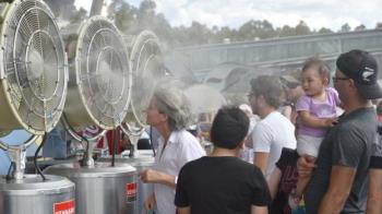 氣候變化:夏天可能會「熱到讓人類難以生存」