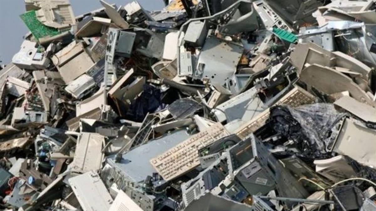 電子垃圾:全球增長最快、回收率極低的家庭垃圾