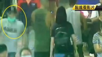 通化街夜市警匪追逐!警壓制逮人 起出3把槍、28顆子彈