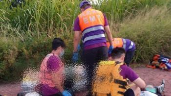 目睹9歲兒池塘失足!36歲婦跳水相救…溺斃成浮屍